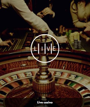 Live Casino hos Dunder