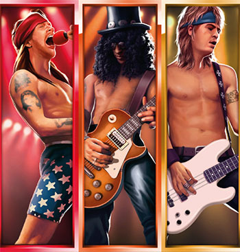 Guns n' Roses Graphics