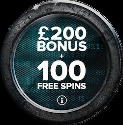Bonus och free spins till nya spelare