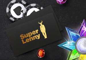 Slots hos SuperLenny