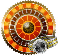 Mega Fortune Wheel and Watch