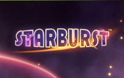 Free spins offer on starburst