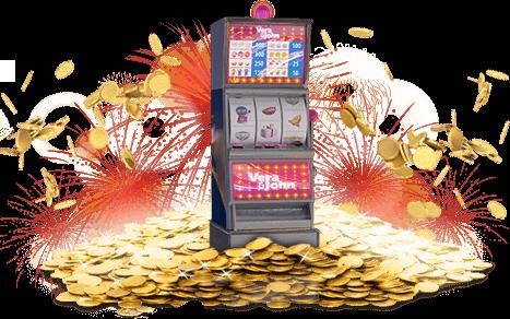 Slots at Vera & John Casino