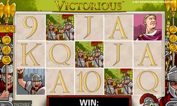 Victorious Screenshot