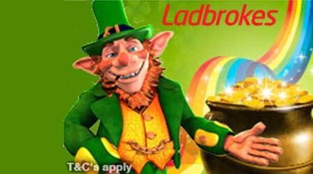 Win Cash with Ladbrokes