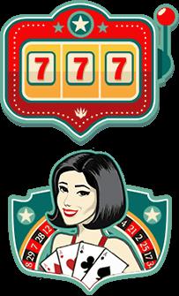 Slots at 777