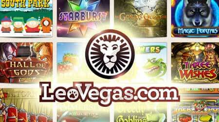 Free Spins Promotion at LeoVegas!