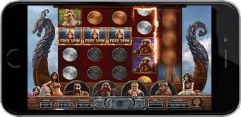 Vikings go Berzerk graphics