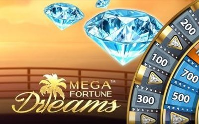 Mega Fortune Dreams at Unibet!