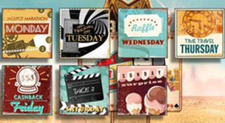 Daily Delights at 777 Casino!