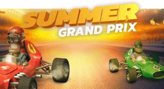 Summer Grand Prix at Thrills Casino!