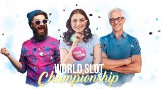 Join the World Slot Championship at Vera&John Casino!