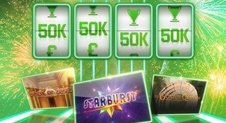 March slot festival at Unibet!